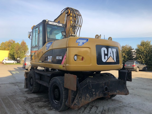 CAT M315D